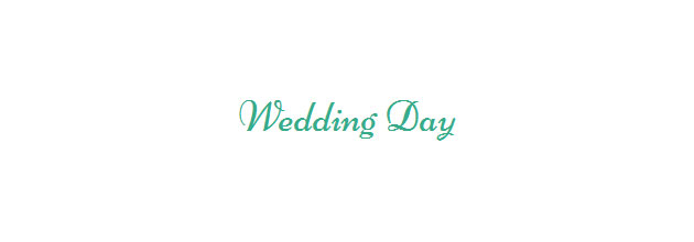 «Wedding Day» в Днепре